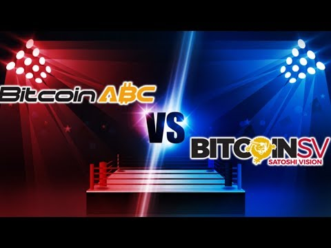 Bitcoin Cash Civil War Continues! BCHABC vs BCHSV