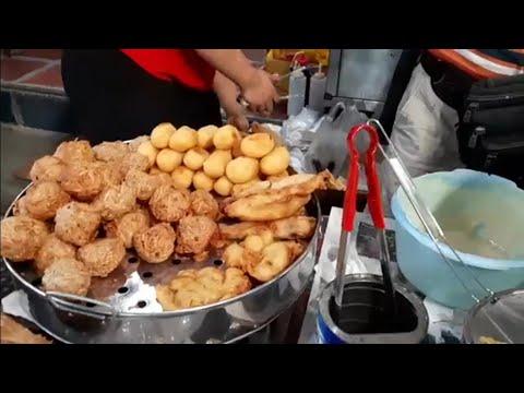 BLUSUKAN KE GANG KALIMATI YG TIDAK ADA DI GOOGLE MAP & KETEMU GORENGAN UNIK – INDONESIA STREET FOOD