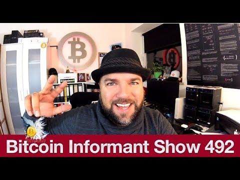 #492 Bitcoin Cash unter Druck, Zug testet Crypto Bike Sharing & Bitcoin Boden erst Mitte 2019
