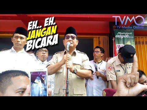 NGERI! Neo Soeharto ya begini ini. Belum Berkuasa aja sudah Begini