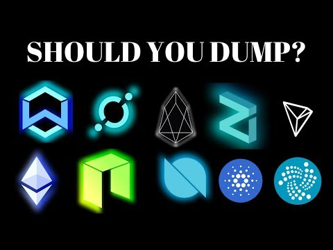Holding Bags of Neo/ICON/Ethereum/EOS/Cardano/Tron? Watch This Video