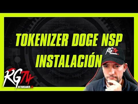 Tokenizer Doge Instalación NSP NSX