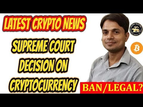 SUPREME COURT DECISION ON CRYPTOCURRENCY IN INDIA TODAY | SUPREME COURT DECISION ON RBI BAN IN HINDI