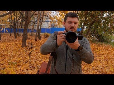НЕ КАНОН? – Обзор Canon Eos R!