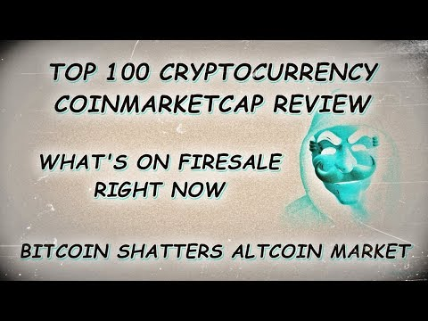 Cryptocurrency Market Update: Crypto Market Review 11.20.18 #BITCOIN #ALTCOINS #CRYPTOCURRENCY