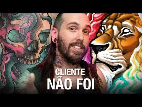 Caveira e polvo Neo Trad | Leão psicodélico | Headphone – RESUMO DA SEMANA | Vlog #92
