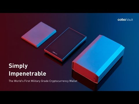 Cobo Vault – First Military Grade Cryptocurrency Wallet Unboxing & Review In Hindi