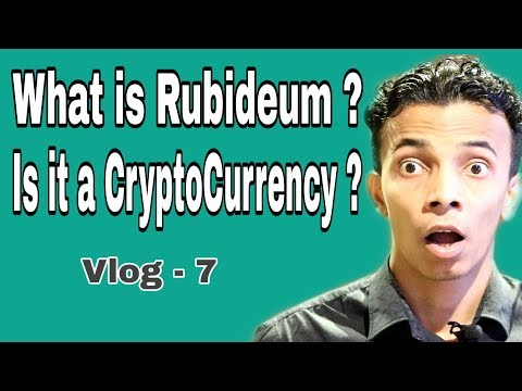 Talk about Rubideum | Is it a CryptoCurrency ? | Malayalam | Crypto talk | #CryptoAnas