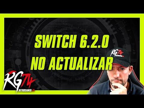 Switch 6.2.0. NO ACTUALIZAR.  TOKENIZER DOGE