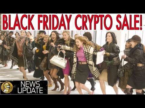 Cryptocurrency Fire Sale, BAKKT Delay, Kobe Bryant & Tron, Santander Corruption, & Bitcoin News