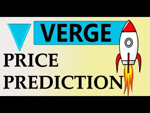 VERGE COIN PRICE PREDICTION  |  VERGE REVIEW  #VERGE XVG  #GAMESZCRYPTO  19th NOV 2018