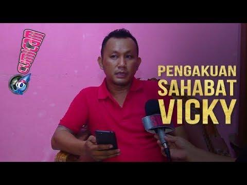 Pengakuan Sahabat Vicky Soal tidak Ada Rekening Bersama Angel dan Vicky – Cumicam 21 November 2018