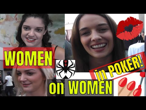 #Marle, #Catrific, and #Wino: Talk WOMEN in #Poker with Sia!