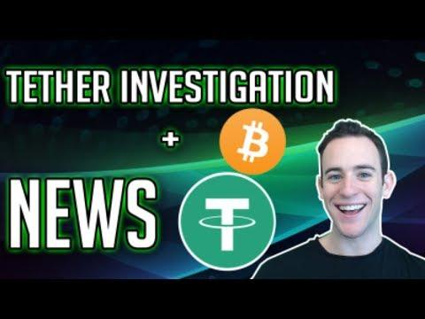 Tether Investigation, Bakkt Delay, Huge Ripple Partnership – Cryptocurrency News Update