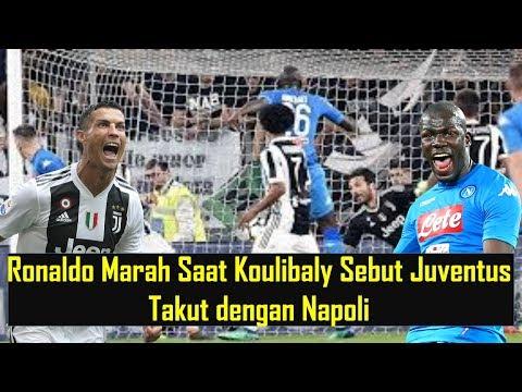 Koulibaly Sebut Juventus Takut dengan Napoli,Bagi Kami Tidak Ada Apa-apanya