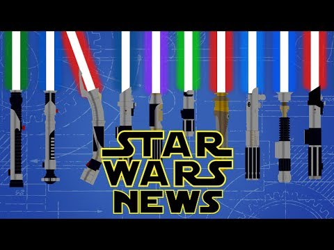 Star Wars Lore: Lightsabers & Kyber Crystals