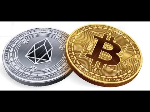 Bitcoin and EOS Technical Analysis: QUICK UPDATE