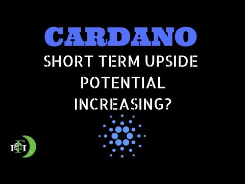 CARDANO ADA | UPSIDE POTENTIAL IS INCREASING?