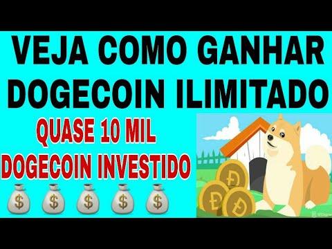 ?URGENTE GANHE DOGECOIN ILIMITADO + 10 MIL DOGECOIN PRA CONTA NO DOGEVOLUTIONEWS!