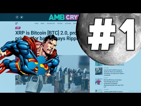 Ripple (XRP) is The Hero of This Market! – XRP to The Moon!