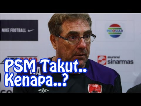 Lawan Bali United, Pelatih PSM Tiba-tiba Takut, Ada Apa?