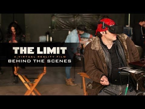 Exclusive Behind-the-Scenes Teaser from Robert Rodriguez's THE LIMIT: A Virtual Reality Film