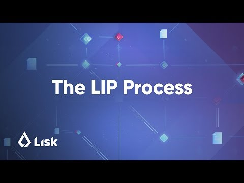 Lisk Improvement Proposals: Intro to the LIP Process