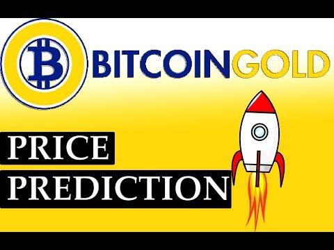 BITCOIN GOLD PRICE PREDICTION  | BITCOIN GOLD REVIEW  #BTG  #GAMESZCRYPTO  20th NOVEMBER 2018