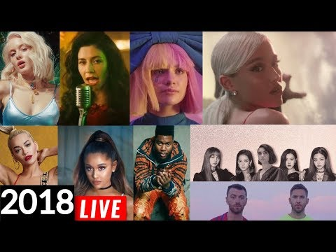 Best Music Mashup 2018 – Dua Lipa, Maroon 5, Sia, BTS ? 24/7 Mashup Radio