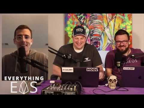 Everything EOS #36: Gaming and VR Leading the Path Towards Mass Adoption & Latest EOS VC Investment