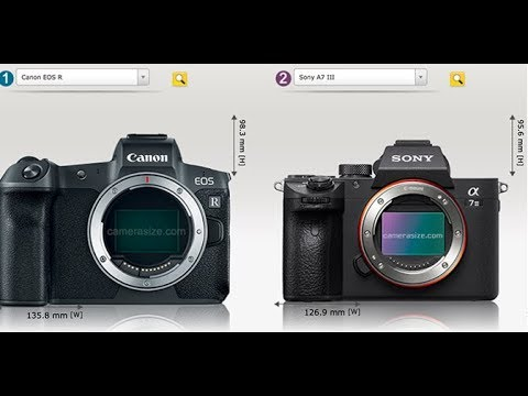 Sony a7000 coming? Sony a7siii stacked sensor, Canon EOS-R lag behind the competition, Live show