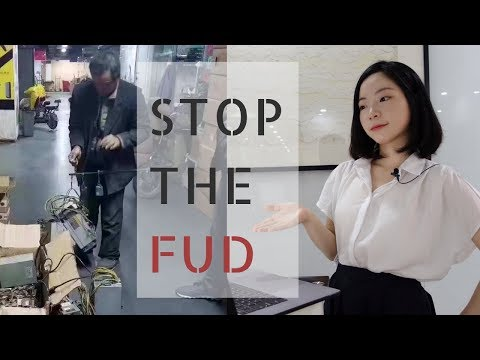 Bitcoin Mining Slow Down In China | Stop The Fud