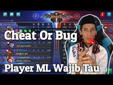 Laporan Invalid Padahal Sudah Ada Kill 2 Bug OR Cheat Setelah Update MLBB
