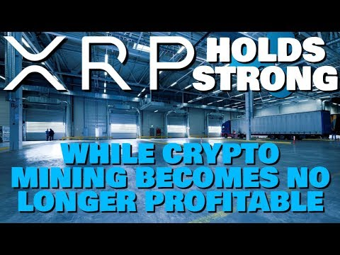 Ripple XRP Holds STRONG – Bitcoin Mining Becomes No Longer Profitable