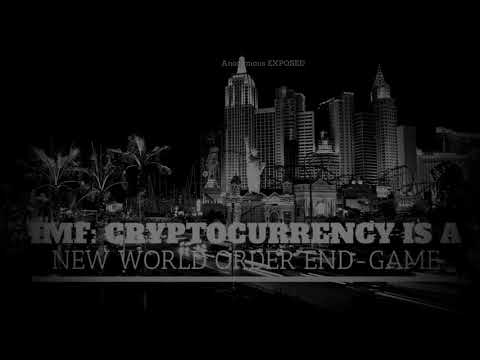 IMF: Cryptocurrency Is A New World Order End-Game
