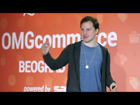 Daniel Dabek Presents Safex at OMG Commerce by Netokracija: November 22, 2018 Belgrade, Serbia