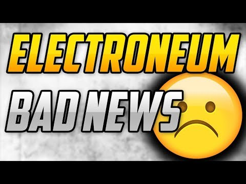 (ETN) Electroneum Is Listed On HitBTC, But there is a HUGE PROBLEM!