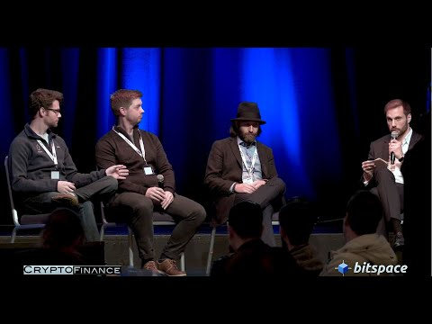 EOS Panel at CryptoFinance 2018 – with EOS Nation, EOS42 and EOS New York