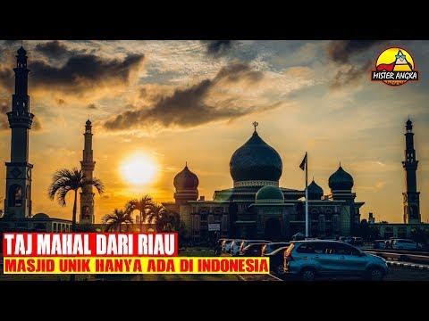 7 Masjid Unik Mewah Dan Indah Yang Ada Di Indonesia