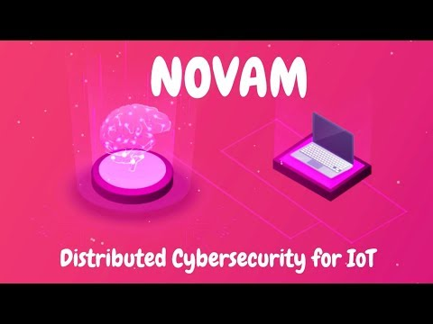Distributed Cybersecurity for IoT. New ICO project NOVAM!