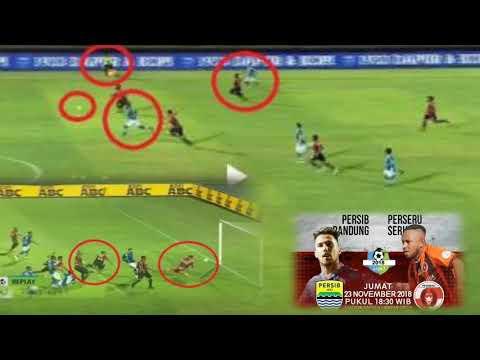 Ada 2 Kejanggalan Di Laga Imbang Persib 2-2 Perseru