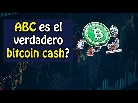 ABC es el verdadero bitcoin cash?, análisis de bitcoin y criptomonedas
