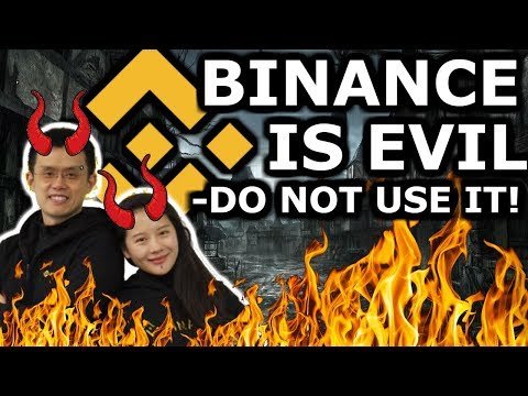 Binance Exposed: P&Ds, Extortion, Bribes ? Stop Using Binance! $BNB
