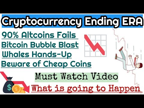 Altcoins fails 90% in 2019- Reasons for Cryptocurrency & Btc market Crash full details in Urdu/Hindi
