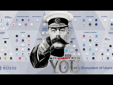EOS Needs YOU
