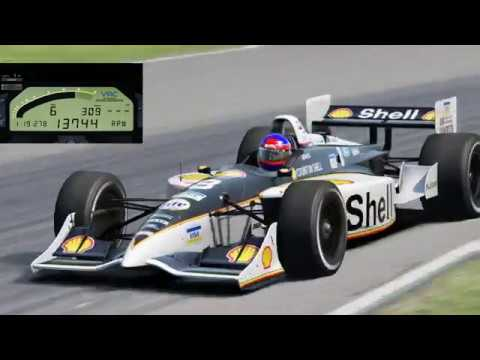 Assetto Corsa – VRC Formula NA 1999 Hotlaps at Vallelunga