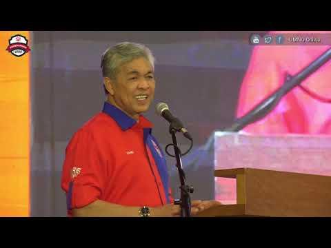 Jentera UMNO Siap Sedia Jika PRN Benar-benar Berlaku – Zahid