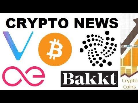 Crypto News: Bitcoin Cash, Bakkt, Vechain, IOTA, Swiss ETP, Aeternity (19th – 25th of November)