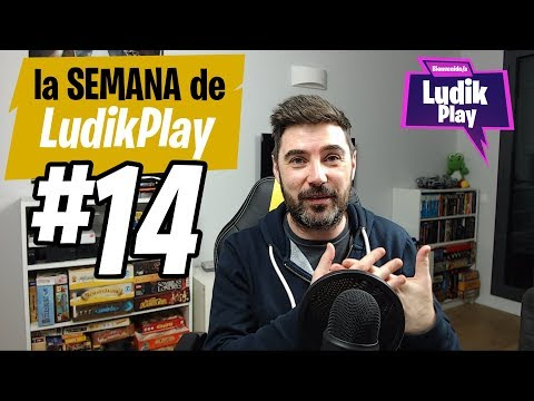 #14 LA SEMANA DE LUDIKPLAY: FORTNITE, 7 DAYS TO DIE, BCN GAMES WORLD