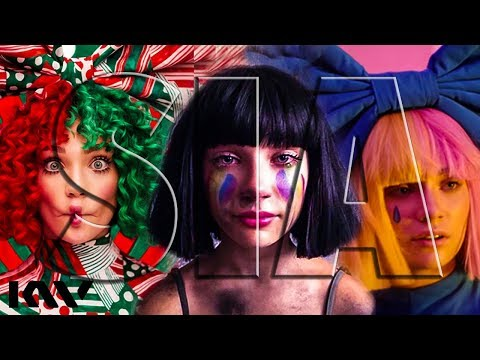 SIA's Songs Collaborated With Maddie Ziegler